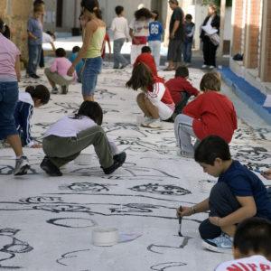 Strade Colorate dai bambini nel 2007