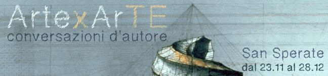 Banner arte per arte