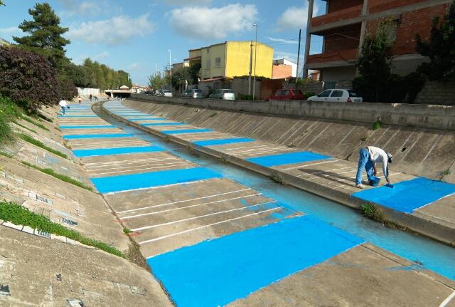 fiume colore 1
